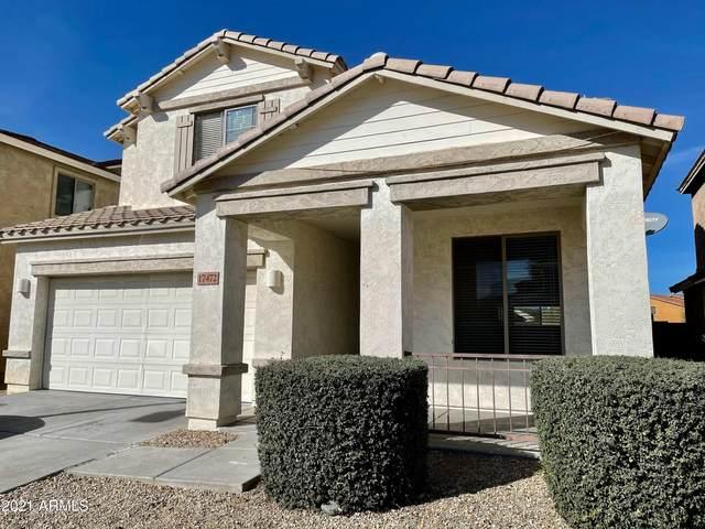 17472 W Mauna Loa Lane, Surprise, AZ 85388 (#6181873) :: Luxury Group - Realty Executives Arizona Properties