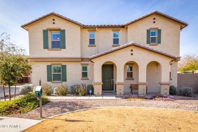 7402 E Flower Avenue, Mesa, AZ 85208 (MLS #6181881) :: Nate Martinez Team