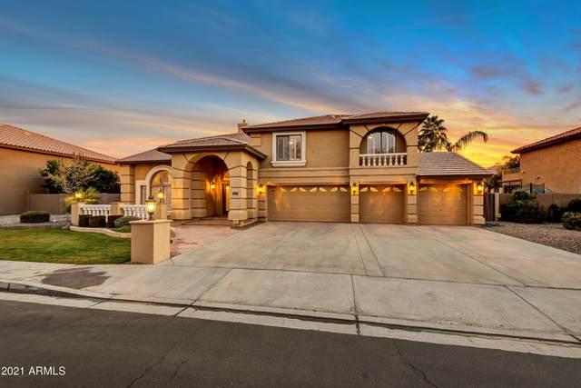 1389 E Canyon Way, Chandler, AZ 85249 (MLS #6181886) :: Scott Gaertner Group