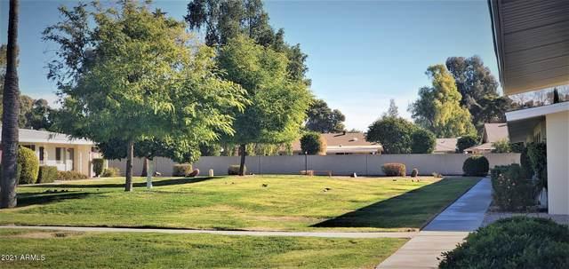 9481 N 111TH Avenue, Sun City, AZ 85351 (MLS #6181888) :: The Laughton Team