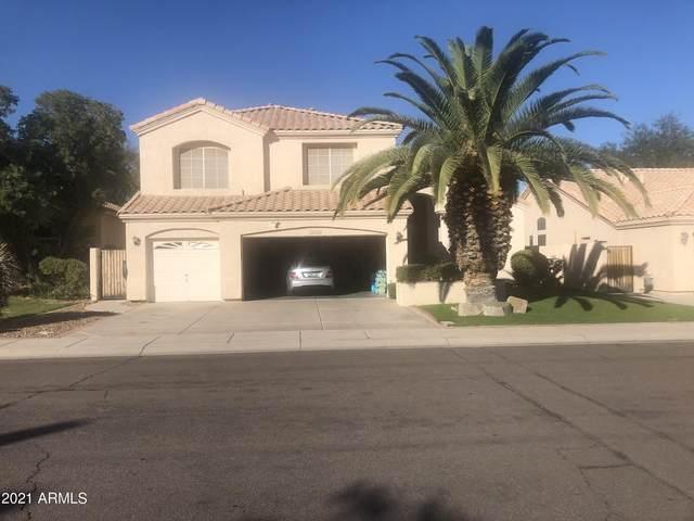6088 W Megan Street, Chandler, AZ 85226 (MLS #6181893) :: Devor Real Estate Associates