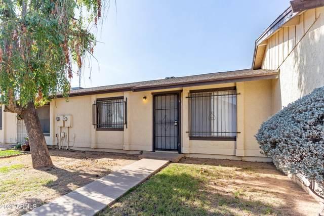 3120 N 67TH Lane #73, Phoenix, AZ 85033 (MLS #6181895) :: The Laughton Team