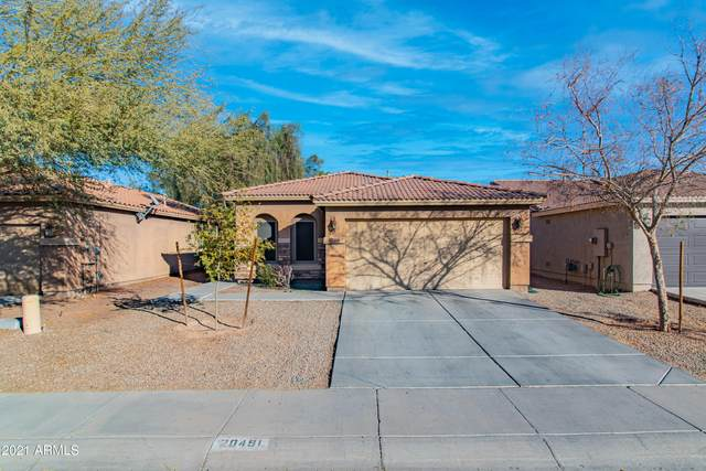 20491 N Ancon Avenue, Maricopa, AZ 85139 (MLS #6181897) :: Executive Realty Advisors