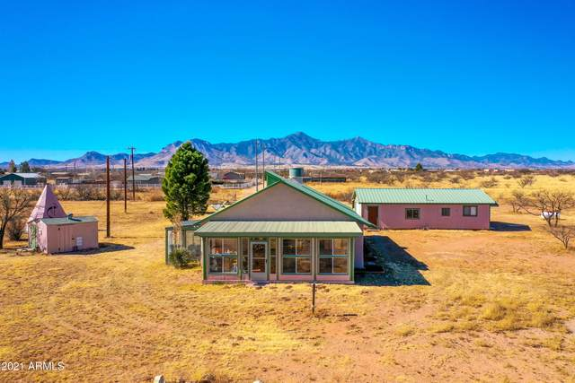 10535 E Valley Winds Avenue, Hereford, AZ 85615 (MLS #6181899) :: John Hogen | Realty ONE Group