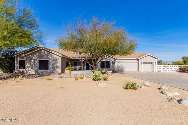 9314 W Prospector Drive, Queen Creek, AZ 85142 (MLS #6181922) :: The C4 Group