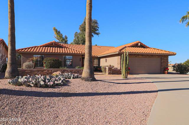 2467 Leisure World, Mesa, AZ 85206 (MLS #6181925) :: Conway Real Estate