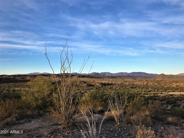 00XX Grantham Ranch Road, Wickenburg, AZ 85390 (MLS #6181937) :: The W Group