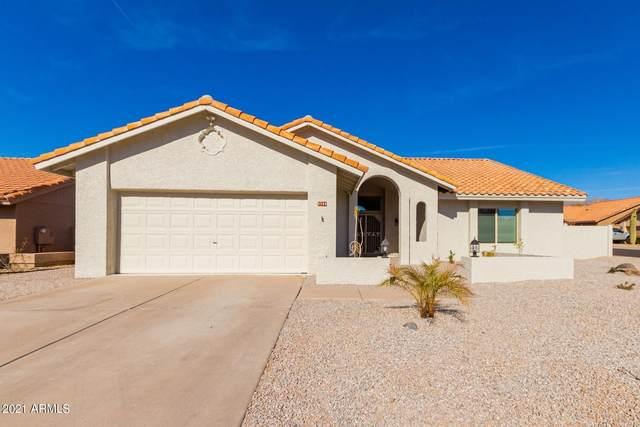9842 E Camino Del Santo, Scottsdale, AZ 85260 (MLS #6181948) :: Arizona Home Group