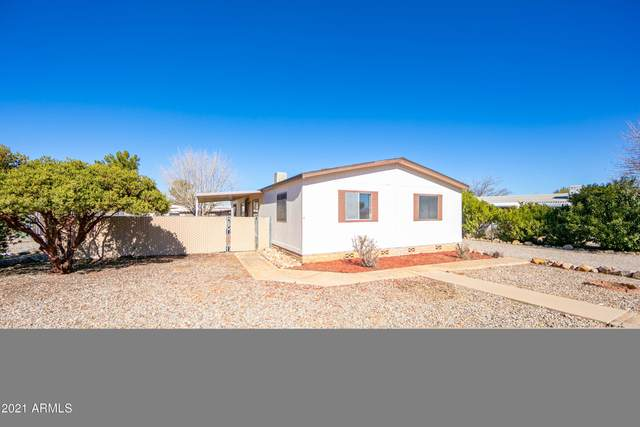 3720 S Inca Dove Place, Sierra Vista, AZ 85650 (MLS #6181952) :: Relevate | Phoenix