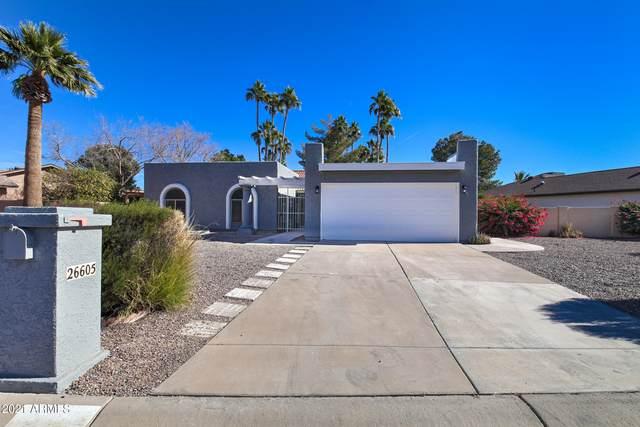 26605 S Shumaker Drive, Sun Lakes, AZ 85248 (MLS #6181956) :: Arizona Home Group