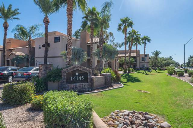 14145 N 92ND Street #2149, Scottsdale, AZ 85260 (MLS #6181960) :: The Property Partners at eXp Realty