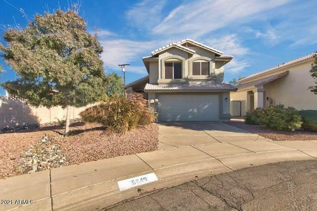 15849 N 32nd Way, Phoenix, AZ 85032 (MLS #6181963) :: Selling AZ Homes Team