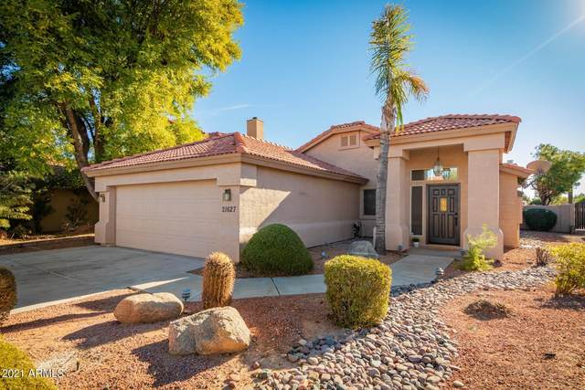 21627 N 61ST Avenue, Glendale, AZ 85308 (MLS #6181976) :: The Riddle Group