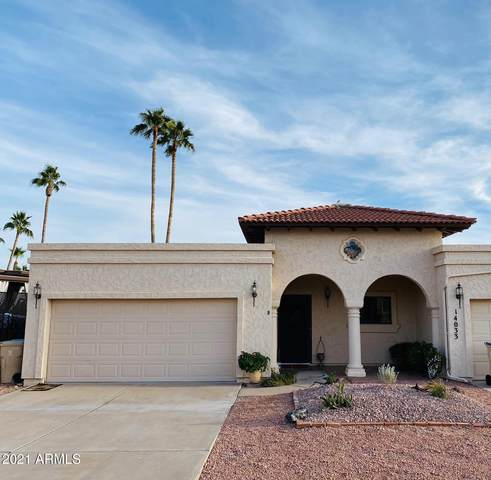14033 N Brunswick Drive B, Fountain Hills, AZ 85268 (MLS #6181982) :: Long Realty West Valley
