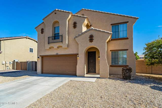 11787 N 156TH Lane, Surprise, AZ 85379 (MLS #6181984) :: Executive Realty Advisors