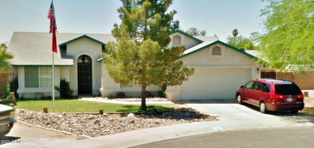 663 E Agua Del Oro, Casa Grande, AZ 85122 (MLS #6181988) :: Executive Realty Advisors
