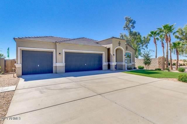 9411 E Grapefruit Drive, Florence, AZ 85132 (MLS #6181995) :: The Newman Team