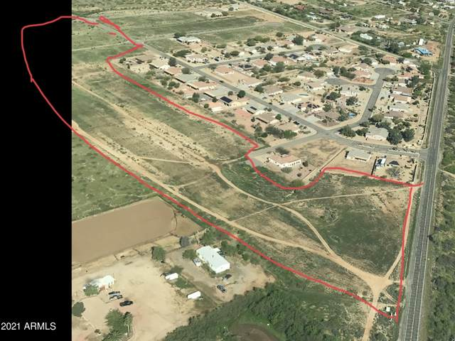 XXX S Ghost Town Road, Congress, AZ 85332 (MLS #6182022) :: Service First Realty
