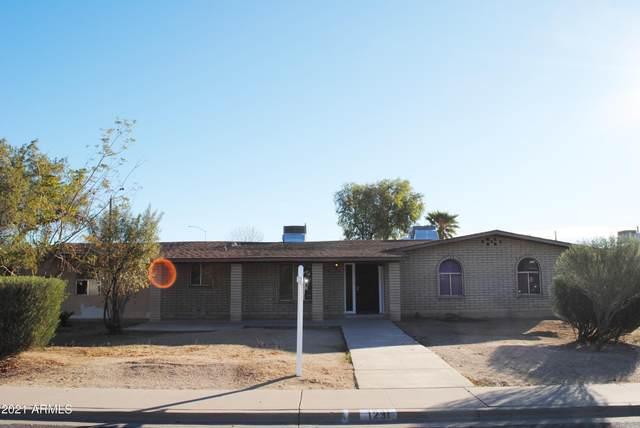 1231 N 24 Street, Mesa, AZ 85213 (MLS #6182023) :: The C4 Group