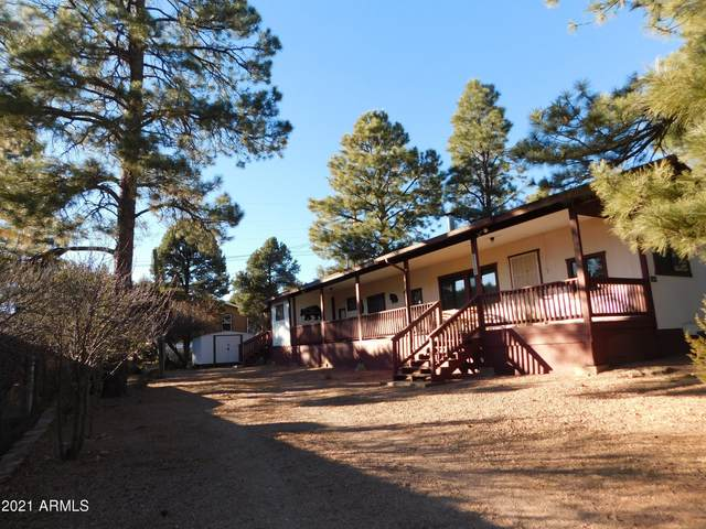 3494 Deer Track Trail, Heber, AZ 85928 (MLS #6182024) :: Long Realty West Valley
