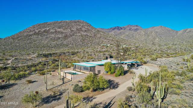 7708 E Arroyo Road, Cave Creek, AZ 85331 (MLS #6182033) :: The Newman Team