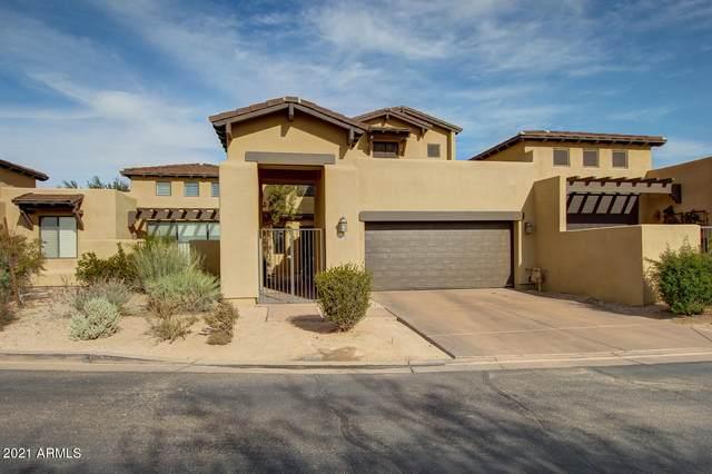 9270 E Thompson Peak Parkway #378, Scottsdale, AZ 85255 (MLS #6182034) :: Keller Williams Realty Phoenix