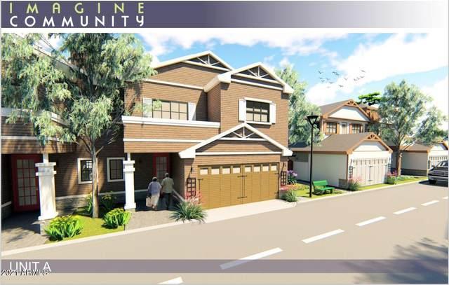 2601 N 27th Street #1, Phoenix, AZ 85008 (MLS #6182061) :: Yost Realty Group at RE/MAX Casa Grande