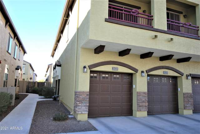 2725 E Mine Creek Road #2122, Phoenix, AZ 85024 (MLS #6182085) :: Keller Williams Realty Phoenix