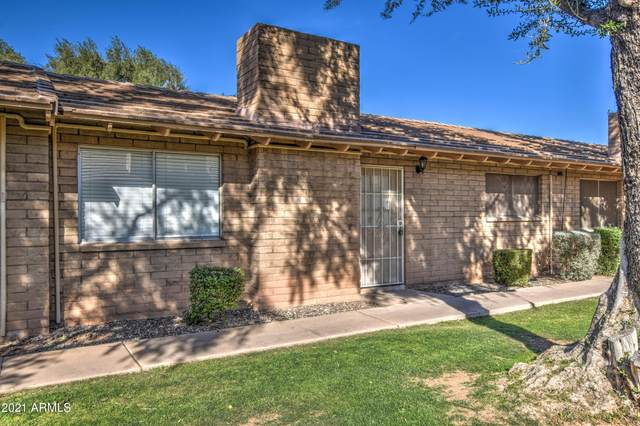 2725 S Rural Road #22, Tempe, AZ 85282 (MLS #6182091) :: Keller Williams Realty Phoenix