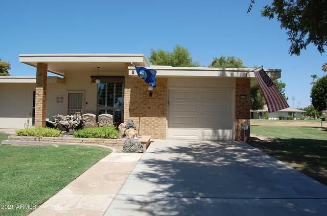 15417 N Lakeforest Drive, Sun City, AZ 85351 (MLS #6182104) :: Keller Williams Realty Phoenix