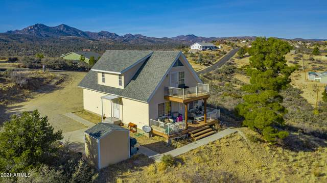 18245 S Tawny Lane, Peeples Valley, AZ 86332 (MLS #6182116) :: Service First Realty