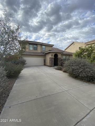 1130 S 220TH Avenue, Buckeye, AZ 85326 (MLS #6182119) :: Devor Real Estate Associates