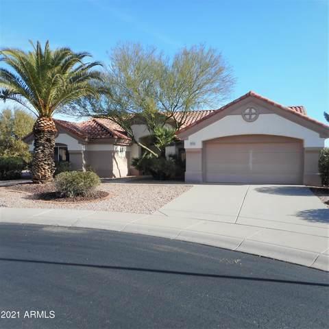 23123 N 145TH Lane, Sun City West, AZ 85375 (MLS #6182121) :: Conway Real Estate