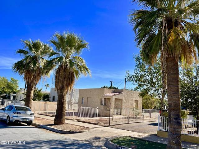 1453 E Fillmore Street, Phoenix, AZ 85006 (MLS #6182122) :: John Hogen | Realty ONE Group