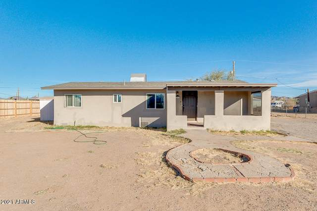 2718 W Roundup Street, Apache Junction, AZ 85120 (MLS #6182124) :: Sheli Stoddart Team | M.A.Z. Realty Professionals