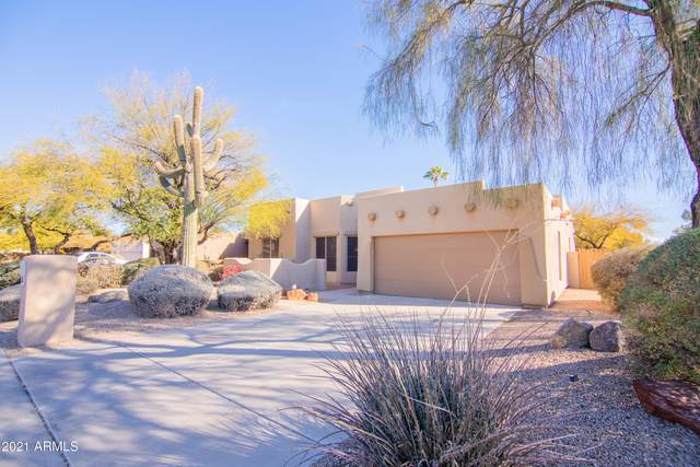 14601 N 63RD Street, Scottsdale, AZ 85254 (MLS #6182128) :: Conway Real Estate