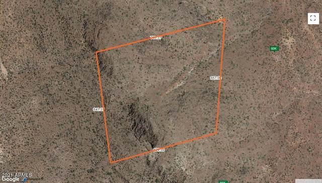 0xx N Lake Pleasant Road, Morristown, AZ 85342 (MLS #6182131) :: Conway Real Estate