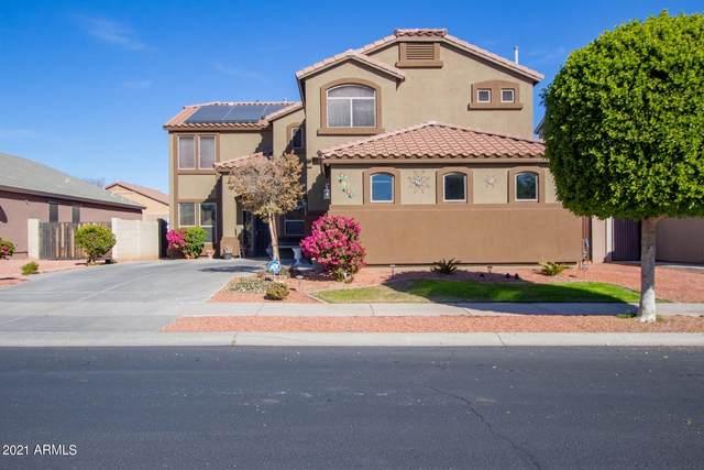 17616 W Corrine Drive, Surprise, AZ 85388 (MLS #6182133) :: Executive Realty Advisors
