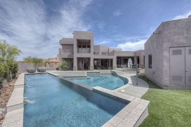 10735 E Monument Drive, Scottsdale, AZ 85262 (MLS #6182144) :: My Home Group