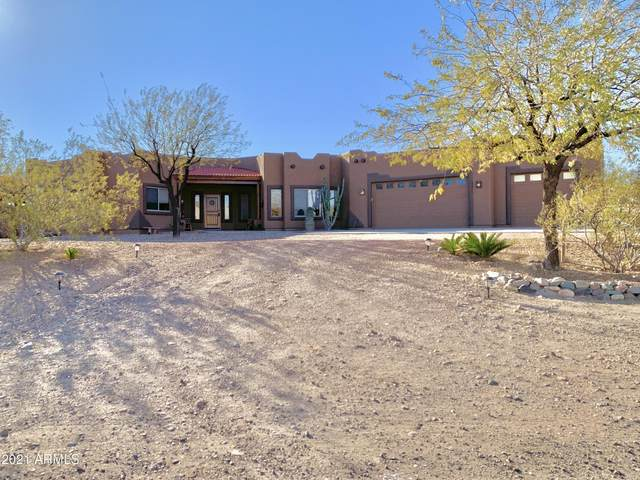 11345 W Prickly Pear Trail, Peoria, AZ 85383 (MLS #6182168) :: Sheli Stoddart Team | M.A.Z. Realty Professionals