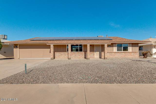 10537 W Prairie Hills Circle, Sun City, AZ 85351 (MLS #6182207) :: The Newman Team