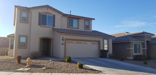 1454 Bonnie View Place, Sierra Vista, AZ 85635 (MLS #6182210) :: The Property Partners at eXp Realty