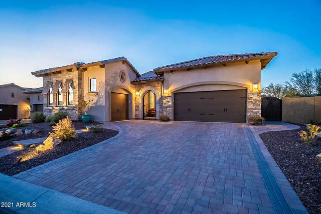 2248 N Trowbridge Street, Mesa, AZ 85207 (MLS #6182216) :: Sheli Stoddart Team | M.A.Z. Realty Professionals