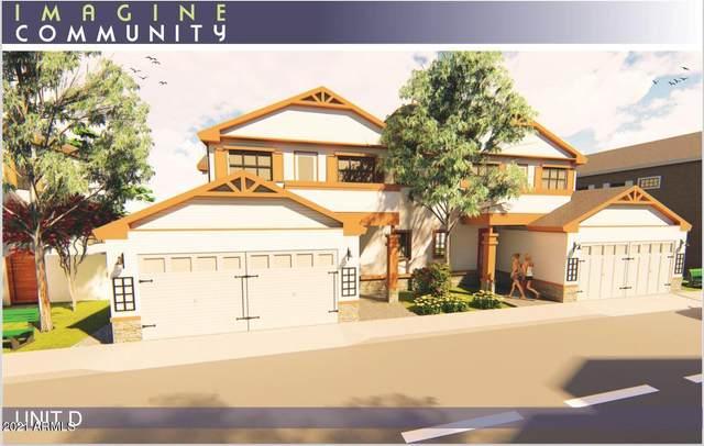 2601 N 27th Street #3, Phoenix, AZ 85008 (MLS #6182233) :: Yost Realty Group at RE/MAX Casa Grande