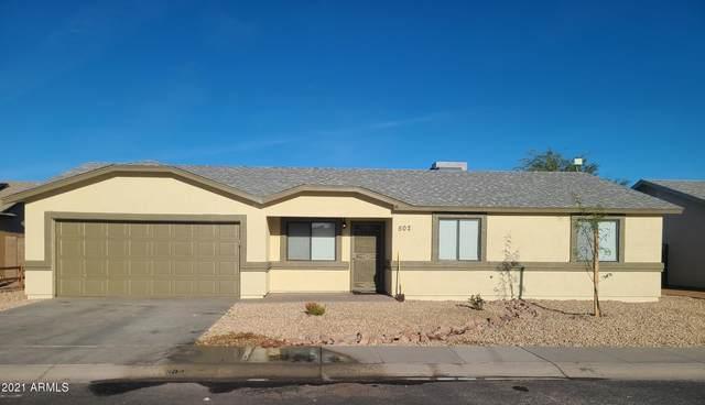 502 E Echo Lane, Florence, AZ 85132 (MLS #6182238) :: The Laughton Team