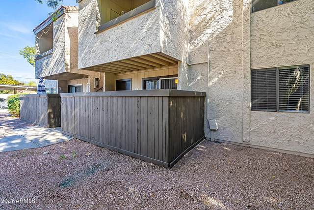 2938 N 61ST Place #126, Scottsdale, AZ 85251 (MLS #6182241) :: Scott Gaertner Group