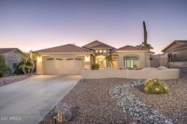 6406 S Kiva Circle, Gold Canyon, AZ 85118 (MLS #6182244) :: Dijkstra & Co.