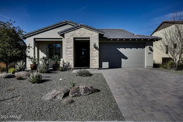 4406 Noble Drive, Wickenburg, AZ 85390 (MLS #6182260) :: The Daniel Montez Real Estate Group