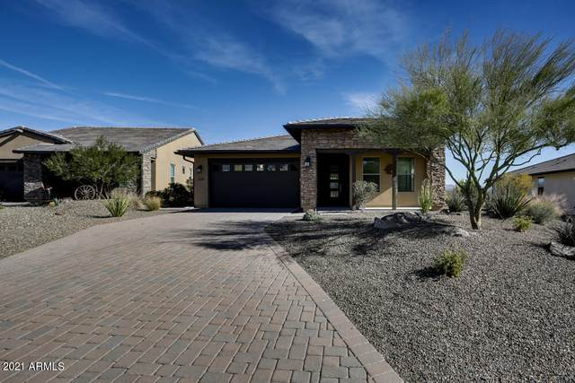 3637 Stampede Drive, Wickenburg, AZ 85390 (MLS #6182268) :: Executive Realty Advisors