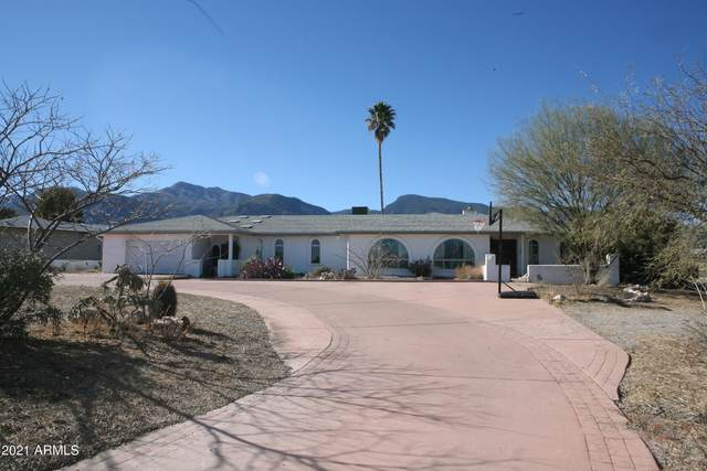 4906 S Bannock Avenue, Sierra Vista, AZ 85650 (MLS #6182271) :: John Hogen | Realty ONE Group